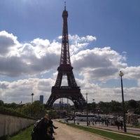 Foto tirada no(a) Restaurant 58 Tour Eiffel por Francesco T. em 5/12/2012