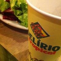 Foto tirada no(a) Delírio Tropical por Michelle C. em 5/11/2012
