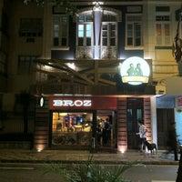 Снимок сделан в Restaurante Broz пользователем Marcelo A. 5/9/2012