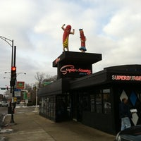 Photo prise au Superdawg Drive-In par Gregory K. le1/29/2011