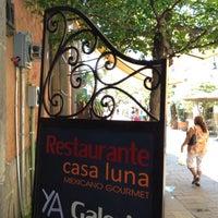 Foto tomada en Casa Luna por TRIPULANTE G. el 9/4/2012