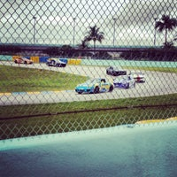 4/28/2012에 Alex C.님이 Homestead-Miami Speedway에서 찍은 사진