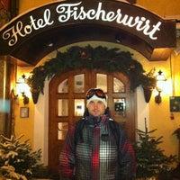 Das Foto wurde bei Hotel Fischerwirt von Ron am 1/1/2012 aufgenommen