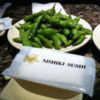 Das Foto wurde bei Nishiki Sushi von niky am 1/10/2011 aufgenommen