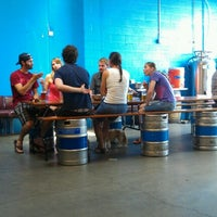 7/21/2012 tarihinde Brian C.ziyaretçi tarafından Fremont Brewing Company'de çekilen fotoğraf