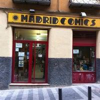 Photo prise au Madrid Comics par David H. le4/2/2012