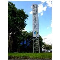 Foto tirada no(a) Universidade de São Paulo (USP) por Erick D. em 1/27/2012