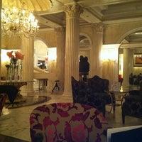 Photo prise au Grand Hotel Des Bains par Daniele G. le10/31/2011