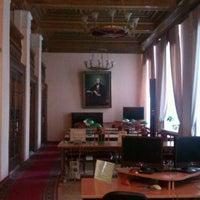 รูปภาพถ่ายที่ Библиотека № 3 имени Н.А. Добролюбова โดย Elena V. เมื่อ 7/19/2012
