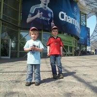 Снимок сделан в UEFA Champions Festival 2012 пользователем Reinhard M. 5/19/2012