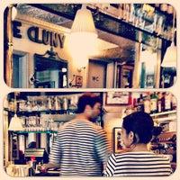 6/3/2012にAlex M.がCafe Clunyで撮った写真