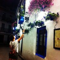 รูปภาพถ่ายที่ Casa Pepe de la Judería โดย Irene G. เมื่อ 6/7/2012