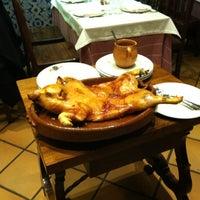 Das Foto wurde bei Restaurante José María von Jaione am 4/21/2012 aufgenommen