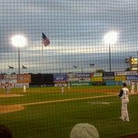 Foto tomada en TD Bank Ballpark por Kristi M. el 9/15/2011