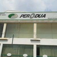 รูปภาพถ่ายที่ Pusat Servis Perodua Taman Universiti โดย Faisal A. เมื่อ 8/15/2012
