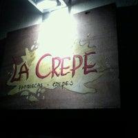 5/12/2012에 Hegel V.님이 La Crepe에서 찍은 사진