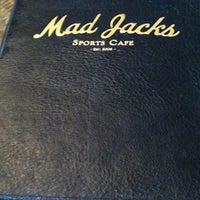 6/7/2012에 Eric H.님이 Mad Jacks Sports Cafe에서 찍은 사진