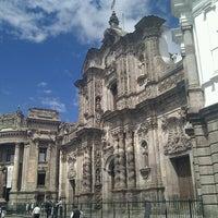 Foto tomada en La Compañía de Jesus por Dario V. el 3/8/2012
