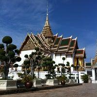 Foto tomada en Dusit Maha Prasat Throne Hall por Inthira I. el 8/21/2011
