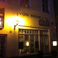 Снимок сделан в Von Krahli Aed пользователем Veljo H. 11/7/2011