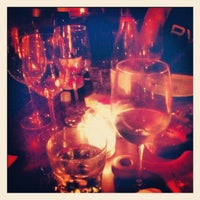 Photo taken at Postino Winecafé by Drew G. on 7/3/2012