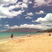 Photo taken at Big Beach by Maui Hawaii on 9/29/2011