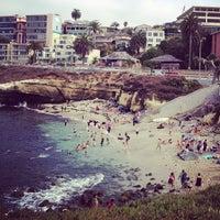 Снимок сделан в La Jolla Beach пользователем うめ 8/16/2012