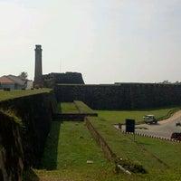 Снимок сделан в Galle Fort пользователем Bisina W. 1/14/2012