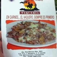 Снимок сделан в OV Vaquero Restaurante y Taquería пользователем JgGa D. 8/5/2012