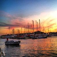 8/19/2012 tarihinde Salih I.ziyaretçi tarafından Milta Bodrum Marina'de çekilen fotoğraf