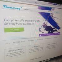 Foto tirada no(a) Boomerang, Inc. por Matt W. em 8/28/2012