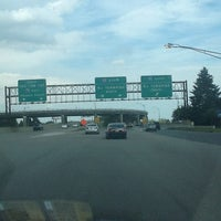 NJ Turnpike at Exit 15E - Newark Airport and Port Newark - 1 tip