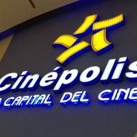 Foto tomada en Cinépolis por Alejandro P. el 5/5/2012