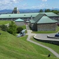 Foto tomada en Citadelle de Québec por Don J. el 7/8/2011