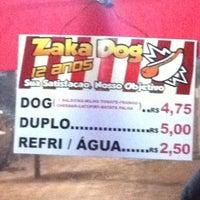 8/15/2012にRafael B.がZaka Dogで撮った写真