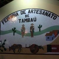 Foto tirada no(a) Feirinha de Artesanato de Tambaú por Filipe L. em 11/5/2011