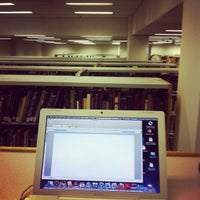 Carrier Library - College Library
