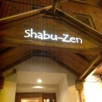 Foto scattata a Shabu Zen da Motohiro K. il 3/24/2012