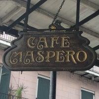 3/23/2012にSharon A.がCafe Masperoで撮った写真