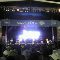 Foto tirada no(a) Terreirão do Samba por Igor C. em 2/26/2012