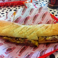 Photo prise au Firehouse Subs par TJ le2/10/2012