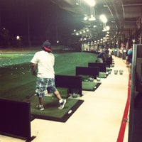 Photo taken at Topgolf by brandon on 6/23/2012