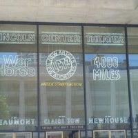 Снимок сделан в Vivian Beaumont Theater пользователем Jesse D. 4/28/2012