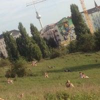 Das Foto wurde bei Mauerpark von Knut I. am 9/10/2012 aufgenommen