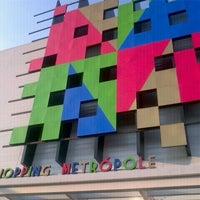 รูปภาพถ่ายที่ Shopping Metrópole โดย Egildo L. เมื่อ 2/4/2012