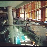 Foto tirada no(a) Sport Hotel Hermitage & Spa por Jamie K. em 3/16/2012