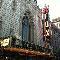 8/22/2012에 Heather M.님이 The Fabulous Fox에서 찍은 사진