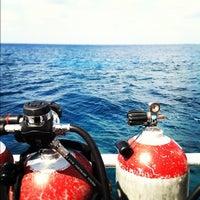 Foto tirada no(a) Living The Dream Divers por Wes A. em 4/23/2012
