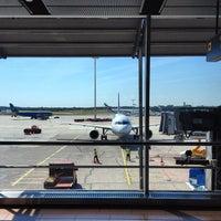 Das Foto wurde bei Hamburg Airport Helmut Schmidt (HAM) von Marcus B. am 7/23/2012 aufgenommen
