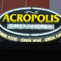 Снимок сделан в Acropolis Greek Taverna пользователем Jesus R. 2/19/2012